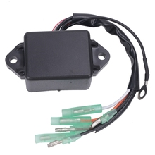 ICM CDI Module For Yamaha Outboard Motors E40 40J - 40 HP Outboard 2 Stroke Engines 6F5-85540-21-00 6F5-85540-22-00 #5054