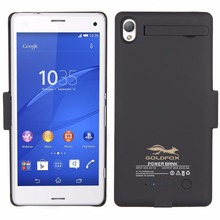 High Quality 3200mAh External Backup Battery Charger Cover Power Case Pack For Sony Xperia Z3(China)