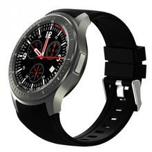 Original 3G Smart Watch  MTK6580 1.3GHz Dual Core 512MB 3G WIFI Heart Rate Meter Movement step Health Monitoring Watch