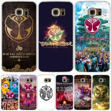 Tomorrowland Electronic Music Festival cell phone case cover for Samsung Galaxy S7 edge PLUS S8 S6 S5 S4 S3 MINI
