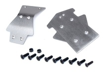 Baja 5T Front and Rear the steel plate reinforcing protection plate chassis shield plate universal LOSI 5T 87067