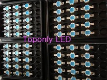 10w USA Bridgelux chips integrated high power led module light white color 18000-21000k 1000-1100lm 60pcs/lot DHL free shipping(China)