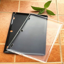 Ultra Slim Waterproof Soft Silicone Rubber Silicon Tablet Protect TPU Case Cover For Lenovo Tab 2 X30 X30M X30F TB2-X30F A10-30