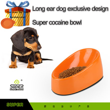 Gamelle Chien Offer 250g Bowls Comedero Perro Super Long-eared Canine Pets A Dog Bowl Pet Cocker Spaniels Type Shoes(China)