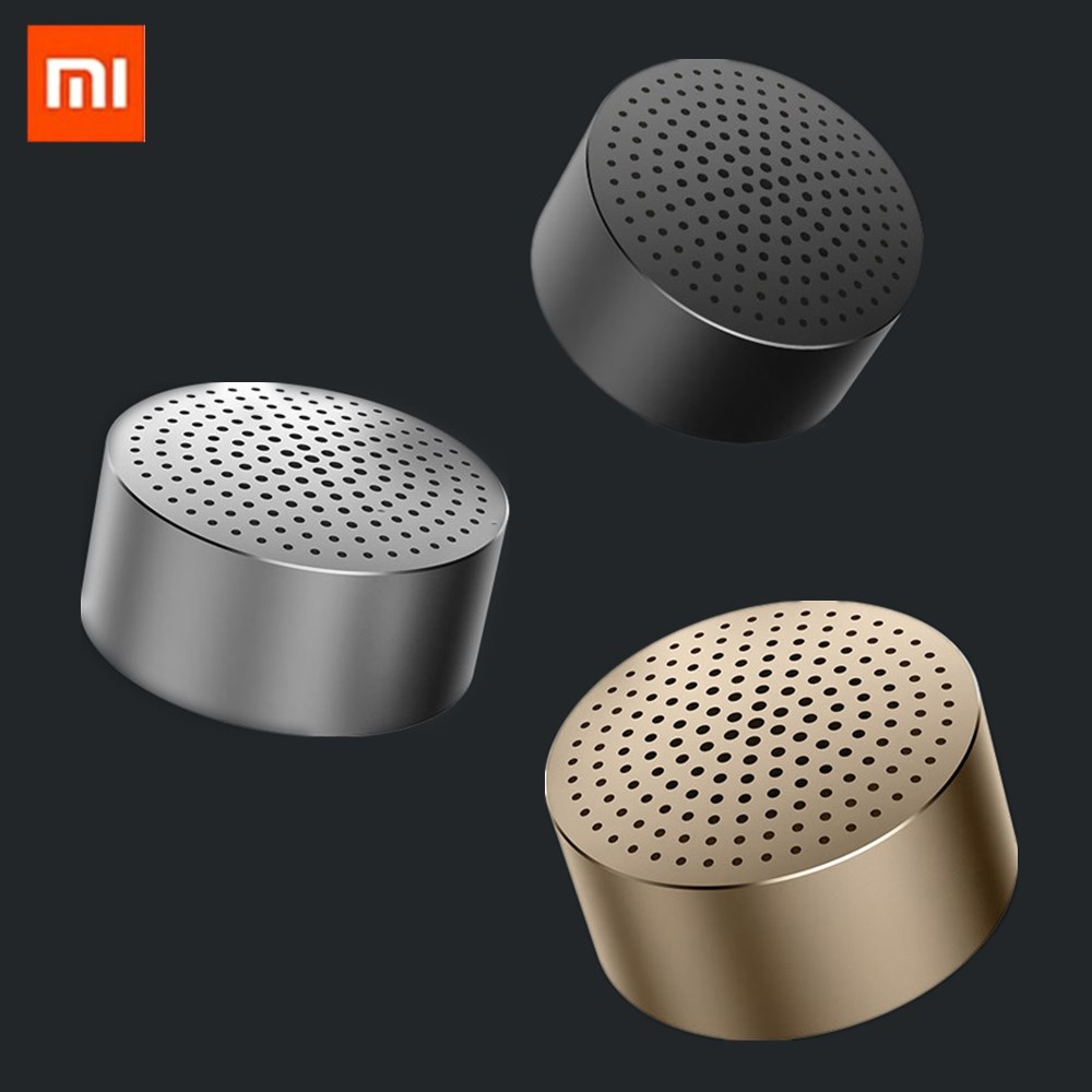 Xiaomi Loudspeaker Mi Bluetooth 4.0 Wireless Mini Portable Speakers Stereo Handsfree Music Square Music Box Mi Speaker