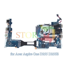 for acer aspire one D255 D255E laptop motherboard PAV70 LA-6221P MBSDF02001 MB.SDF02.001 Atom N450 DDR2
