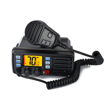Free Shipping Hot Sell Fixed Mount VHF/2-Way Marine Radio Walkie Talkie