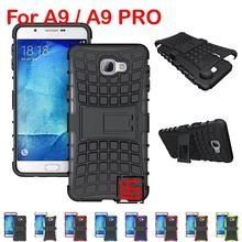 Cheap Armor Rugged Hybrid Hard PC TPU ShockProof Back Phone Cell Case Cover Bag For Samsung Galaxy Galaxi A9 /A9 Pro Duos 2016