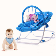 Popular Multifunctional Baby Rocker Newborn Portable Carrier Rocking Chair Toddler Sleeping Seat Swing Rocking Cradle