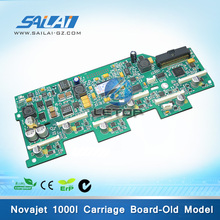 High Quality!!Old Model!! Encad Novajet 1000I carriage board (one year warranty)(China)