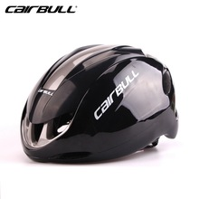CAIRBULL Pro MTB Road Bike Aerodynamic Helmet PC+EPS Super Light Helmet Breathable Cool Cycling Casque Equipment(China)