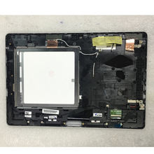 "Used parts LCD Display Touch Panel Screen Glass Assembly with frame For Acer aspire switch 10 10.1"" SW5-012 13nm-1ha0102  P01AC2"