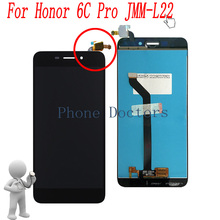 5.2'' Full LCD DIsplay + Touch Screen Digitizer Assembly Huawei Honor 6C Pro JMM-L22 ; Black ; New ; 100% Tested