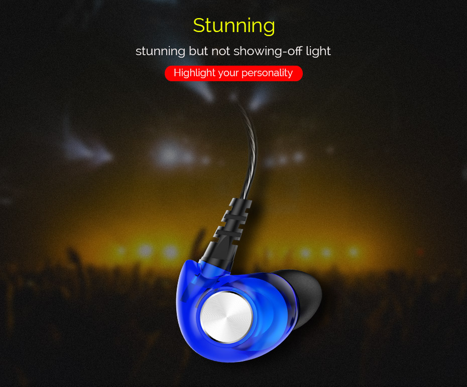 Astrotec Dynamic HIFI In-ear Good Quality Wired Earphone 3.5mm HD Bass Stereo Headsets for iPhone Android Phone Xiaomi Huawei