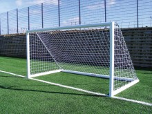 New Durable 5M*2M Ball Nets Size 7person PE Practice Football Soccer Goal Post Nets Outdoor Sport Training Football Equipment