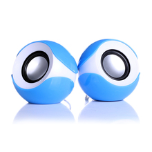 2016 New Stereo computer speakers portable speakers USB petals laptop small stereo suitable for notebook,PC,phone,Mp3,for PSP