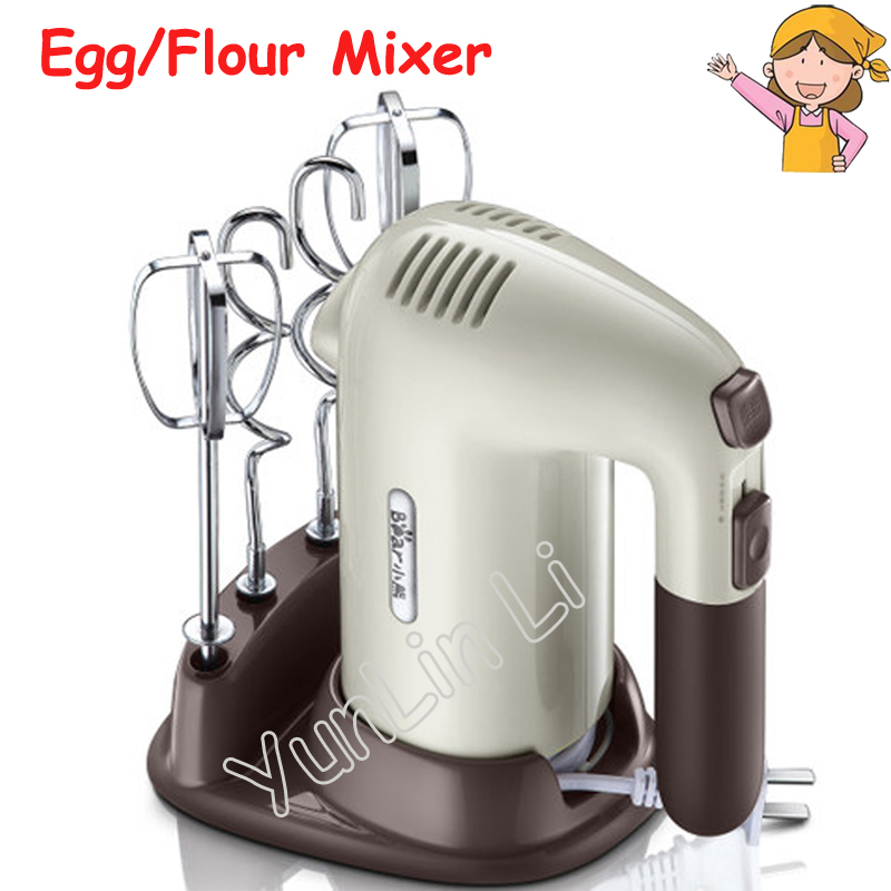 Household Egg Mixing Tools Handheld Electric Whisk Mixer Food Egg Stirring Blender DDQ-B01A1<br>