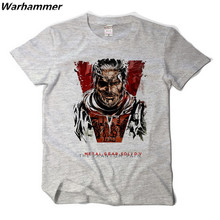 Metal Gear Solid The Phantom Pain Men Womens Game T shirts O-neck Big Size Cotton Fitness Boys Fashioin Short Sleeved Gifts Tops(China)