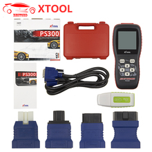 OBD2 Key Programmer XTOOL PS300 Copy Car Keys Same As X100 PAD support Multi Car Models