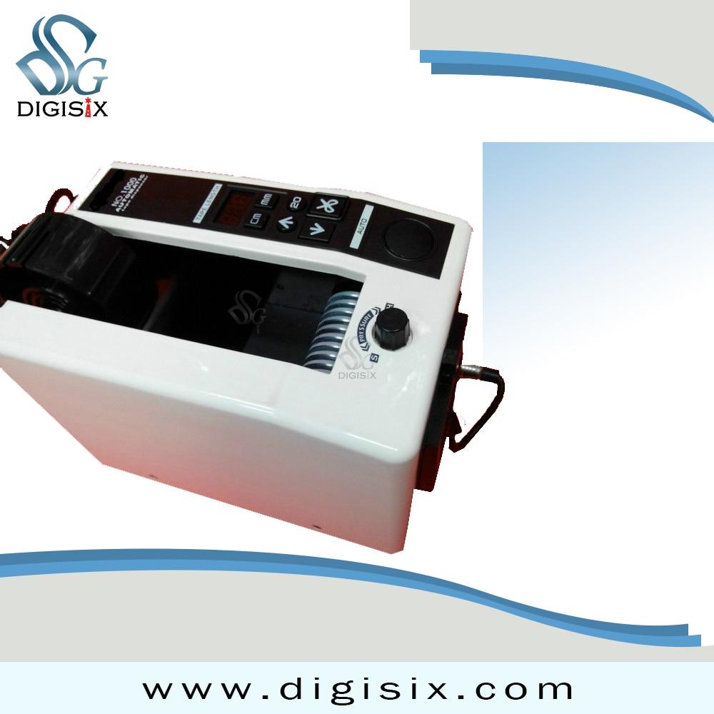 M-1000 Automatic Tape Dispenser Packing Cutter Machine 220V range: length 20mm~999mm<br>