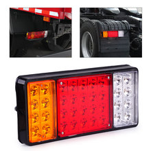 beler New Waterproof Truck 12V 36 LED Rear Light Tail/Brake Stop Lamp Reverse Indicator Trailers Truck Ute Boat Van Caravans