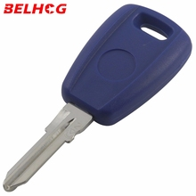 BELHOG 10ps/lot 1 Button Remote Car Key Shell Case For Fiat Stilo Punto Seicento Flip Fob Car Key Case NO Chip Keyless Entry(China)