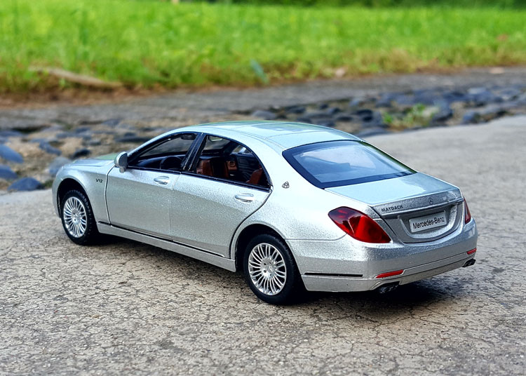 132 For TheBenz Maybach S600 (8)