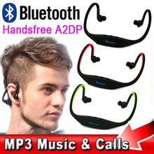 kebidu S9 Sport Wireless Bluetooth 3.0 Earphone Headphones headset for iphone galaxy S5/S4/3 iOS/Android with microphone Hot