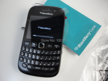 Original BlackBerry 9220  Mobile Phone with  2 MP camera QWERTY Keyboard  WIFI Cell  Phone  ( DHL-EMS  Free Shipping )