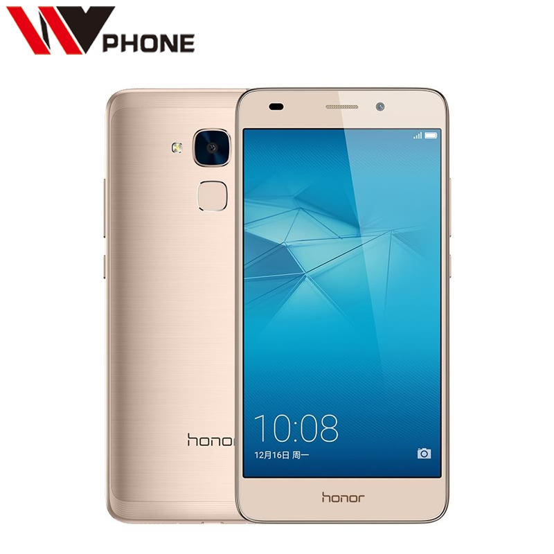 "Global Firmware Original Huawei Honor 5C Mobile Phone 2G Ram 16G ROM Octa Core 5.2"" FHD 1080P 13.0MP Fingerprint ID(China (Mainland))"
