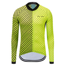 Men Cycling Jersey Women Maillot Ciclismo Long Sleeve Cycling Jersey 2018 Pro Team Mountain Bike Bicycle Clothing Mtb Jersey