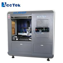 Factory supply advanced fiber laser cutting machine 600*400 for aluminum, steel, metal plate