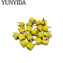 Free Shipping 20pcs,JML06-1-40P 40pf 6mm JML06-1 DIP trimmer Adjustable capacitor(China)