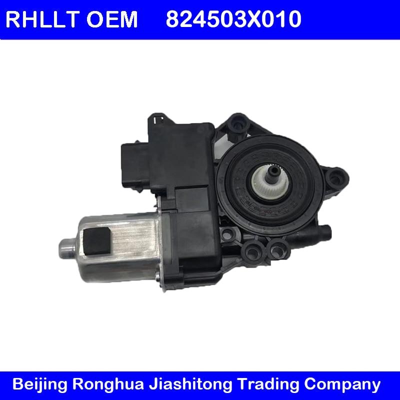 Genuine Hyundai 98810-1G100 Power Window Regulator Motor Assembly Left Front