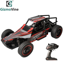 GizmoVine RC Car 1/10 2.4Ghz 25km/Hour Electric car RTR Remote Control Model Off-Road Vehicle Shock Resistant off-road car Toys(China)