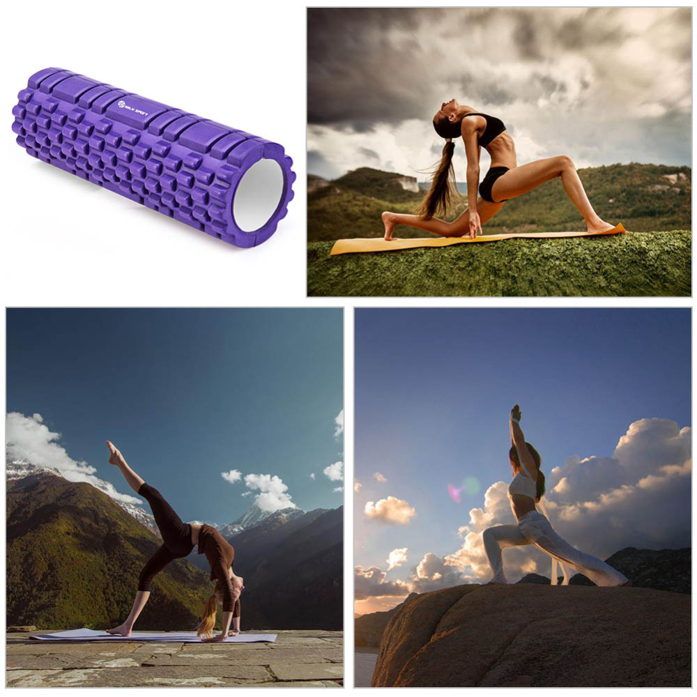 TOOLTOO Yoga Eva Foam Roller Fitness Muscle Stimulator Body Relax Muscle Stick Foot Roller Neck 11  TOOLTOO Yoga Eva Foam Roller Fitness Muscle Stimulator Body Relax Muscle Stick Foot Roller Neck HTB1NiG2odbJ8KJjy1zjq6yqapXao