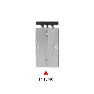TN16*40 Pneumatic Cylinder Standard Aluminium Alloy<br><br>Aliexpress