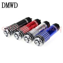 DMWD 12V Vehicle Mini Portable Purifier Formaldehyde and somke smell removal Negative ion air purifier 4 Colors