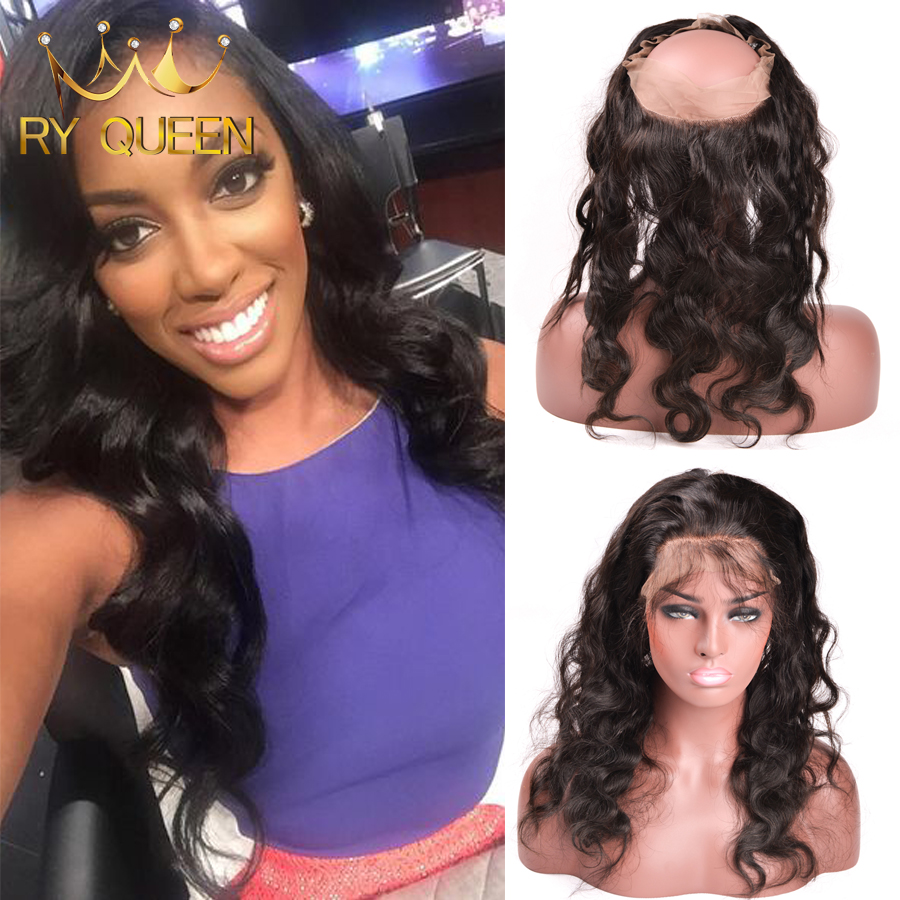 7A 360 Lace Band Brazilian Lace Frontal Closure Body Wave 360 Lace Frontal With Baby Hair Virgin Human Hair Full Lace Frontal<br><br>Aliexpress