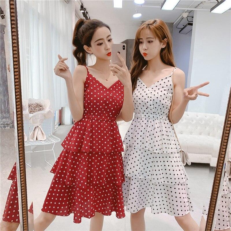 2019 Summer dress women