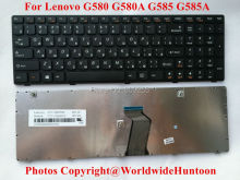 RU/Russian Keyboard for Lenovo Ideapad G580 G580A G585 G585A laptop Keyboard RU layout 100% Original&Brand New 90days Warranty