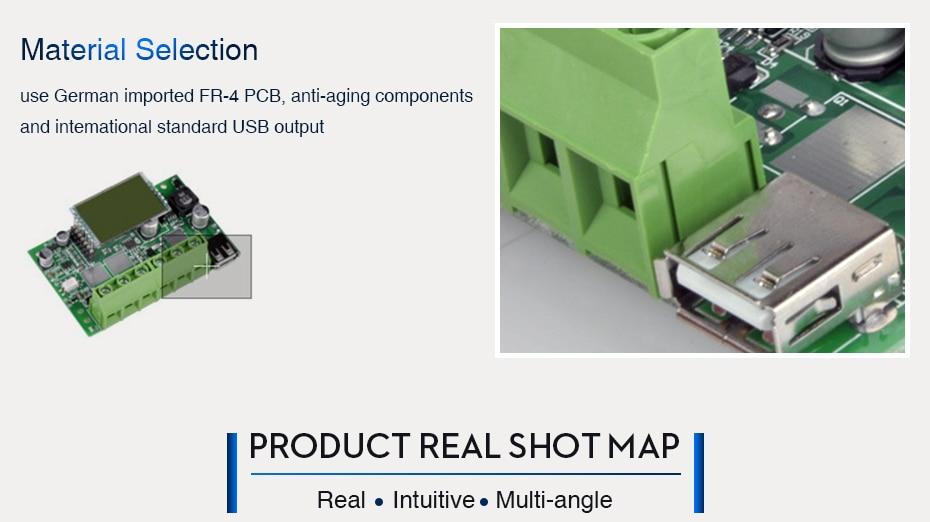 EASUN POWER Solar Charge Controller 30A 20A 10A Voltage Regulator ICharger PWM 24302010-R DES-10