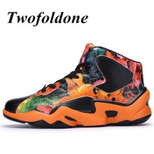 Brand Basketball Sneakers Men Sports Shoes Athletic Trainers Footwear 39-45 Zapatos de basquetbol High Basketball shoes Mens
