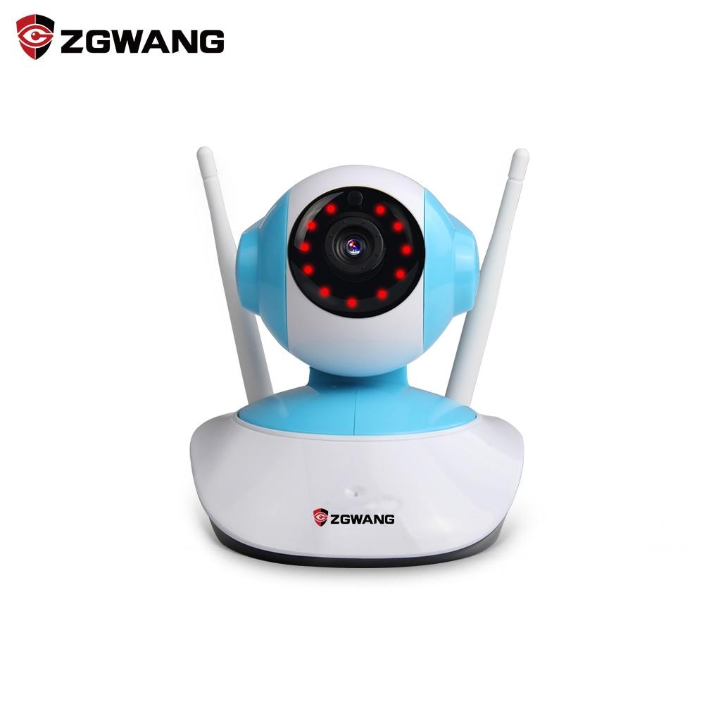 ZGWANG Smart Wi-fi Baby Monitor Home Security Camera 960P Full HD Wifi IP Camera Indoor IP Cam Surveillance Camera 2 Ways Audio <br>
