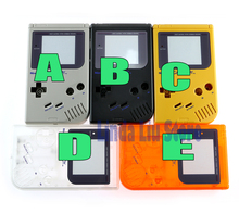 1set Full set housing shell cover case with buttons for Nintendo game boy classic GB Console DMG System part