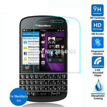 For Rim BlackBerry Q10 Tempered Glass Screen Protector 0.3mm 9h Safety Protective Film on Nevada SQN100-1 SQN100-3 SQN100-5 Lte