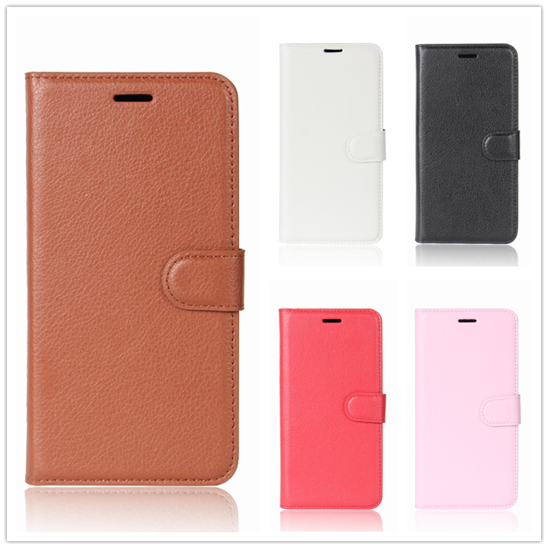 Elephone P9000 Case Luxury Original PU Leather Cover Elephone P9000 P 9000 Case Flip Protective Phone Back Cover Skin