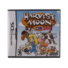 Nintendo NDS Video Game Cartridge Console Card Harvest Moon DS English Language USA Version