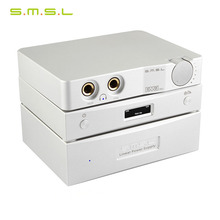SMSL M8 USB DAC + VMV VA2 headphone amp + linear power P1  High-End Desktop Combination Kit  fashion outlook simple operation