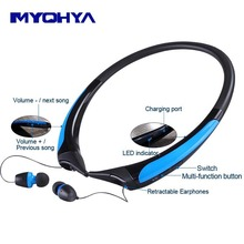 MYOHYA 850S Headset Tone Plus Wireless Bluetooth Headset Sport Stereo Bluetooth Earphone For IPhone Samsung LG HTC Cellphones